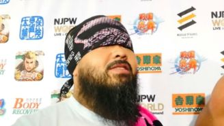 No, Gedo Did Not Step Down As NJPW Booker Before Dominion
