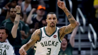 George Hill Will Reportedly Re-Sign With The Bucks Following The Malcolm Brogdon Sign-And-Trade