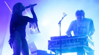Sylvan Esso Are Suing Ticketfly For Using A Photo Of The Band Without Their Consent