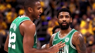 Report: The Celtics Are Preparing For Kyrie Irving And Al Horford To Leave This Summer