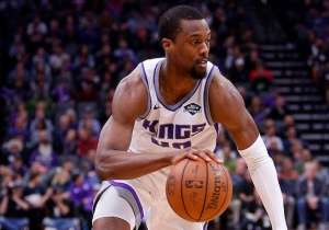 Harrison Barnes Will Reportedly Sign A $85 Million Deal To Stay With The Kings