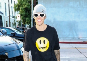 Justin Bieber Was Reportedly Challenged To A Fight By An Ivan Drago Impersonator