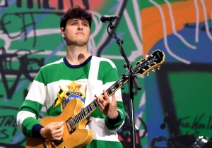 Ezra Koenig Thinks Rock Music Is Dead, And He Doesn't Mind