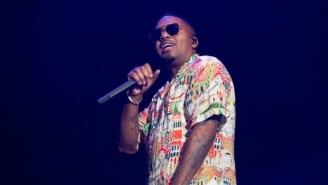 Nas Teases A Potential 'Lost Tapes II' Project