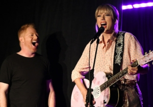 Taylor Swift Gave A Surprise Performance At The Historic Stonewall Inn
