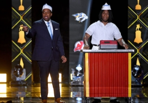 The NHL Awards Gave Us The 'Good Burger' Reunion We've All Wanted For Years