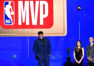 Giannis Antetokounmpo Completed Kobe Bryant's Challenge By Winning MVP