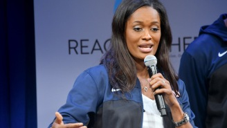 The Pelicans Have Reportedly Added Former WNBA Star Swin Cash To Their Front Office