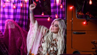 Kesha Asks What The World Would Be Like Without 'Rich, White, Straight, Men' In Charge