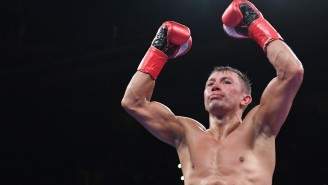Gennadiy Golovkin Knocked Out Steve Rolls With A Vicious Left Hand