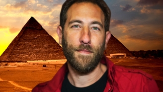 My Kind Of Town: Comedian Ari Shaffir Finds Magic In Giza