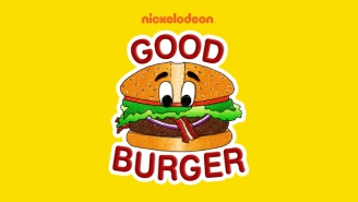 Exclusive Renderings Of The Good Burger Pop-Up Coming To LA In July