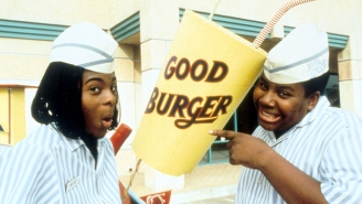 A Full-Fledged Good Burger Is Opening Up In Los Angeles This Summer