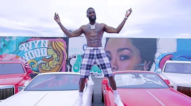 Gucci Mane Reveals His 'Delusions Of Grandeur' Release Date With The Video For 'Proud Of You'