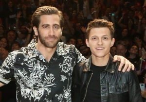 Tom Holland Has An Amazing Story About How Trying To Keep Up With Jake Gyllenhaal Only Leads To Pain