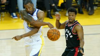 Andre Iguodala's Favorite Oracle Arena Moment Happened Before Fans Were 'Priced Out'