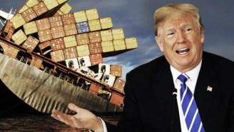 Trump's Love For Tariffs: An Explainer