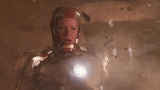 A New Behind-The-Scenes 'Avengers: Endgame' Photo Reveals A Touching Iron Man Moment