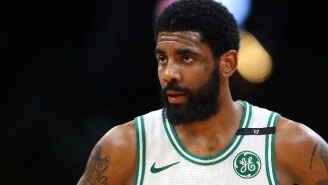 The Knicks Are The Betting Favorites To Land Kyrie Irving This Summer