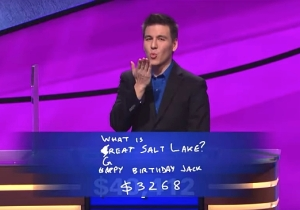 'Jeopardy' Champion James Holzhauer Evoked The Drake Curse On Twitter