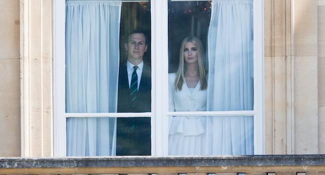Ivanka Trump And Jared Kushner Picture Inspires Hilarious