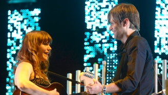 Death Cab For Cutie And Jenny Lewis Staged A Mini Postal Service Reunion On Tour Together