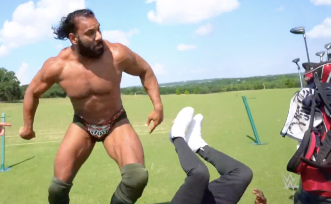 Jinder Mahal Underwent Knee Surgery And Will Miss Time