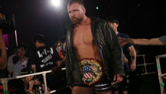 Jon Moxley Will Miss The NJPW G1 Show In America, Reportedly Because Of His AEW Contract