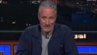 Jon Stewart Clapped Back At Mitch McConnell Over 9/11 First Responders On 'The Late Show'