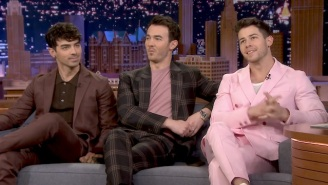 The Jonas Brothers Take Over 'The Tonight Show' With A Performance Of 'Only Human' And More