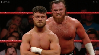 The Best And Worst Of NXT UK 6/5/19: Animal Gimmick Pops Real Nice