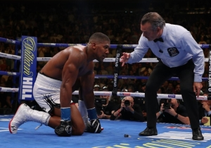 Anthony Joshua Mocked The Drake Curse On Instagram And Got Knocked Out