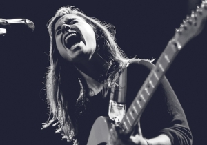 Julien Baker's Record Store Day Exclusives, 'Red Door' And 'Conversation Piece,' Are Now Streaming