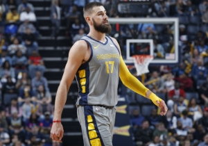 What Does The Mike Conley Trade Mean For Jonas Valanciunas' Future In Memphis?