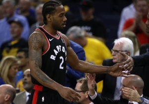 The Knicks Reportedly Declined A Meeting With Kawhi For Fear They'd Finish Fourth For Him