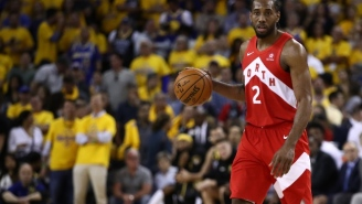 Kawhi Leonard Became Kryptonite To The Warriors Super Third Quarters