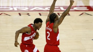 Kawhi Leonard Texted Kyle Lowry After Being Traded To Say 'I Know You're Mad, Let's Make This Thing Work'