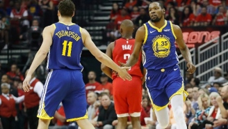 Report: The Warriors Intend On Offering Kevin Durant And Klay Thompson Five-Year Max Contracts
