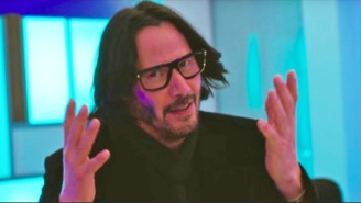 Keanu Reeves' Suave Entrance In 'Always Be My Maybe' Is Already A Running Online Joke