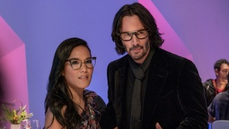 Ali Wong Says That Keanu Reeves Improvised Some Of His Best Moments In 'Always Be My Maybe'