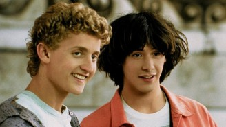 'Bill And Ted Face The Music' Will Show The Excellent Pair Of Friends As Parents
