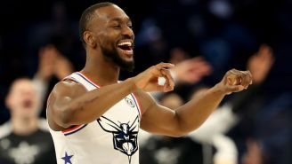 Kemba Walker Is Reportedly A 'Top Target' For The Lakers After Trading For Anthony Davis
