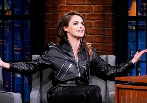 Keri Russell Grew Emotional While Reading 'The Rise Of Skywalker' Script And Loved Her 'Dream' Costume