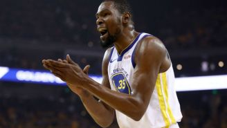 Kevin Durant Is Expected To Be A 'Full Go' For The Warriors In A Pivotal Game 5 Against The Raptors