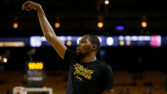 Kevin Durant Will Practice For The Warriors But His Game 5 Status Remains Uncertain