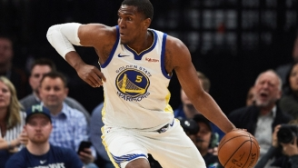 The Warriors Will Re-Sign Kevon Looney On A Three-Year Deal