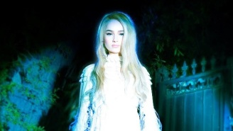 Kim Petras Offers One Last 'Clarity' Preview With The Smoldering Pop Banger 'Another One'