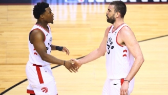 Let's Celebrate The Grizzled Veterans Who Got Their First Ring With The Raptors