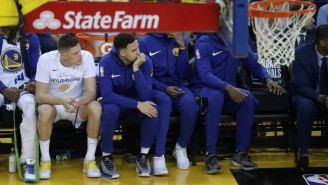 Steve Kerr Expects Klay Thompson To Play In Game 4, But Kevin Durant's Status Is Unknown