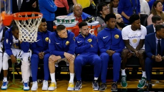 Steve Kerr 'Never Would've Forgiven' Himself If Klay Thompson Played In Game 3 And Got Hurt Worse